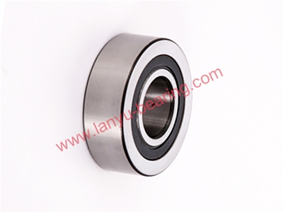 Roller double row angular contact ball bearings (LR50 series)