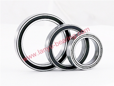 Thin-wall nylon cage double row angular contact ball bearings (38, 39, 30 series)