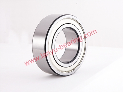 3200 double row angular contact ball bearing